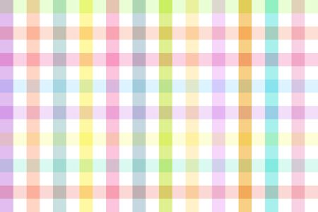 colorful pattern plaid texture background, vector illustration Çizim