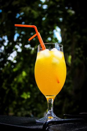 refreshing: Refreshing drink Stock Photo