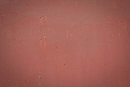 coatings: background and texture old steel red color Stock Photo