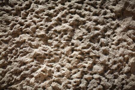 porous brick: Sandstone background and porous texture