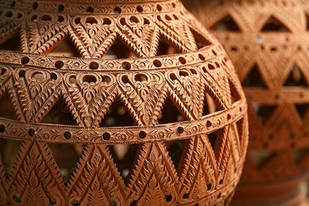 ware: Beautiful ware wiht art Design Thailand