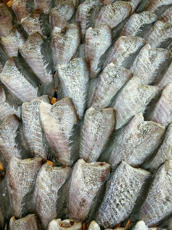 fish: Dried fish