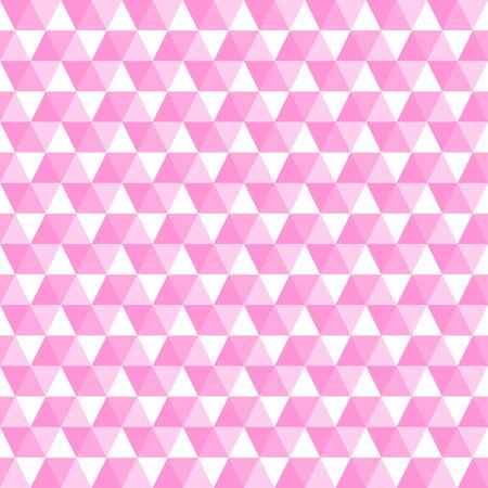 forme geometrique: Seamless patterns rose Illustration