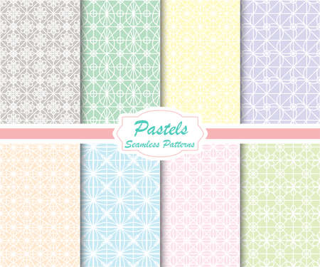 pastel backgrounds: pastel Seamless Patterns Backgrounds