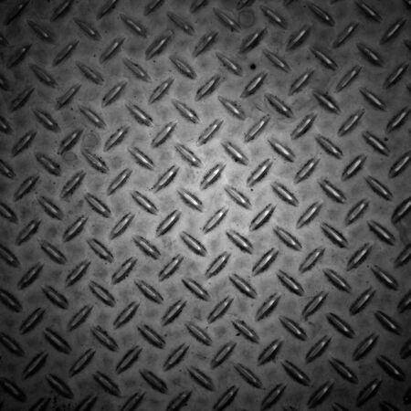 Patterns on the steel floor  photo