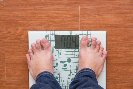 lean machine: Men were weighed at 70 kg standard fit weight.