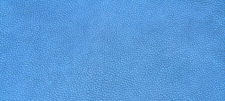genuine leather: Genuine leather skin texture color blue. Stock Photo