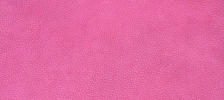 leather skin: Genuine leather skin texture color pink.