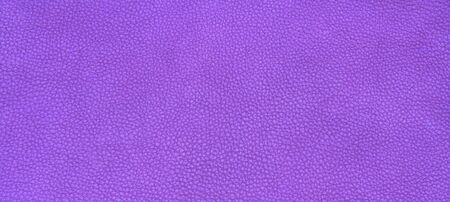 leather skin: Genuine leather skin texture color purple.