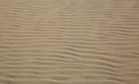 The sand wave texture background with copy space.