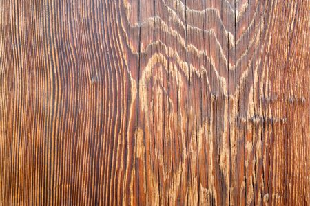 Brown wooden texture for background with copy space.