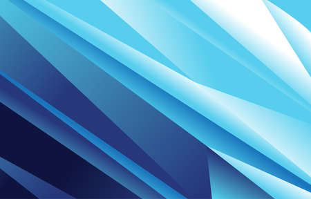Abstract blue vector background and straight line Illustration.