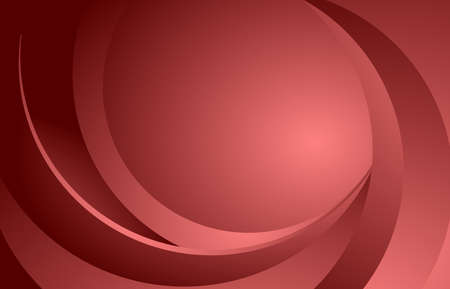 Abstract red  curve background  gradient with geometric lines and light effect.vector illustration. 矢量图像
