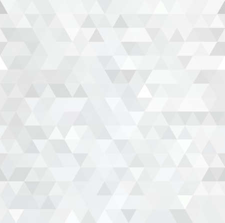 Abstract geometry  triangle  white and gray pattern background.vector