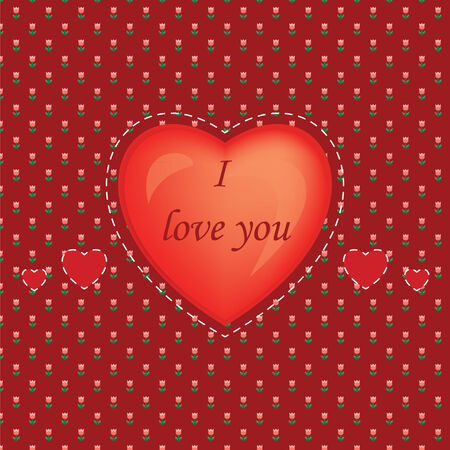 Happy Valentines Day Vector Design Vector
