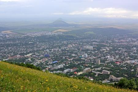 pyatigorsk: Pyatigorsk - resort di citt� in Russia, centro del Nord indoeuropeo federale distretto