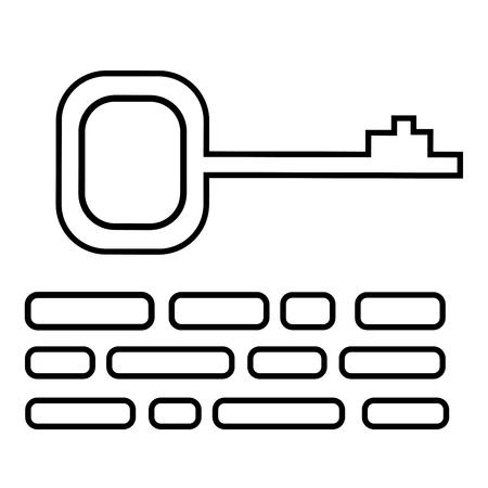 keywords: keywords icon