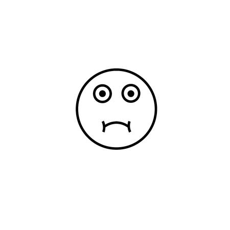 sick emotion icon