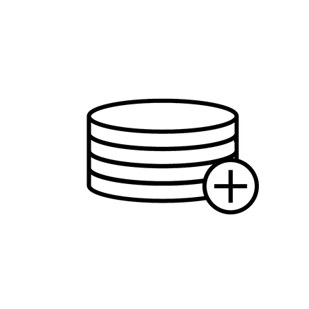 add to database icon