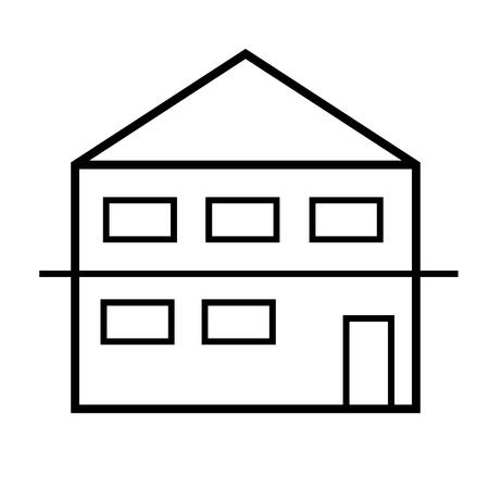 duplex: duplex icon Illustration