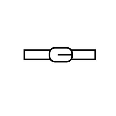 fasten: belt icon