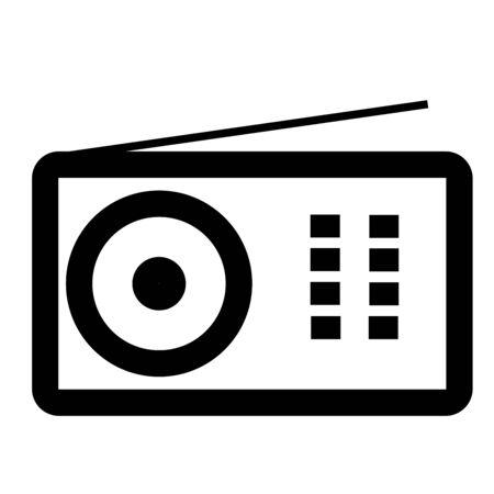 shortwave: radio icon