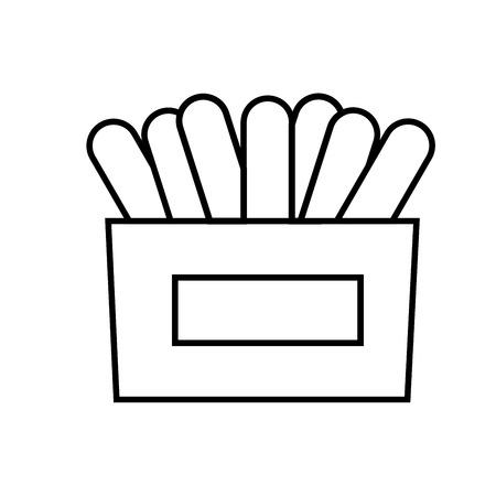 wipe: napkins icon