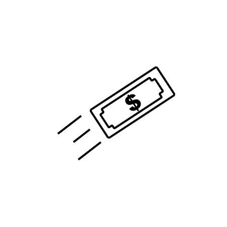 creditcards: money transfer icon Illustration