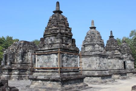 Sewu Temple, Wonderful Temple Travel Destination in Jogja Indonesia