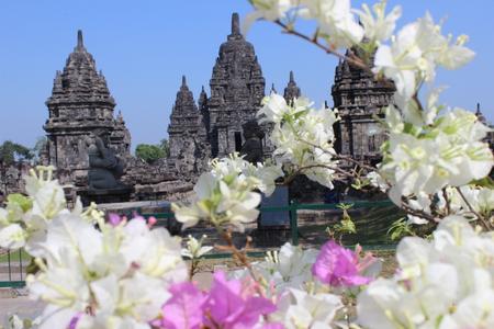 Prambanan, Wonderful Temple Travel Destination in Jogja Indonesia