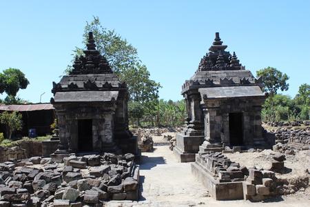Plaosan Temple,  Wonderful Temple Travel Destination in Jogja Indonesia
