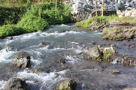 Semeru River Indonesia