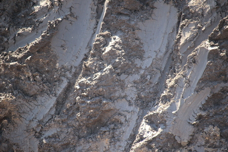 fracture texture of soil structure