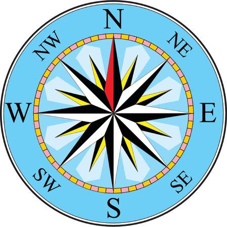 Compas illustration