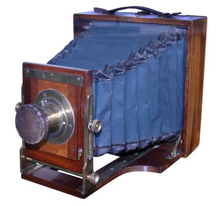 Die nostalgische alte Kamera
