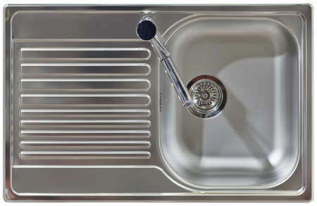 Stainless Water Tap and Wash Sink