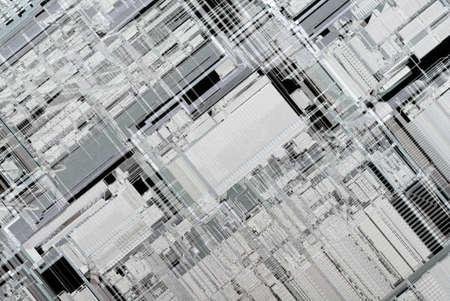 low scale: Low Scale Magnification Inside Central Processor Unit