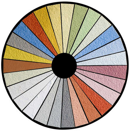 Colour Chart Photos Pictures Royalty Free Colour Chart – Sample Color Wheel Chart