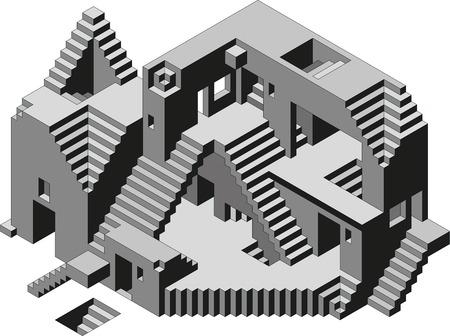 Observatoire de Confusion Abstract Building