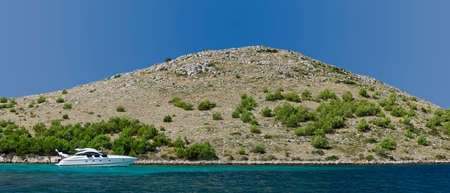 Cruise to Remote Croatian Island