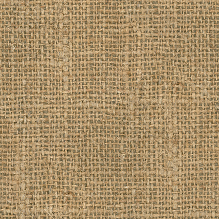 Rough Linen Hemp Burlap Seamless Background Texture Standard-Bild