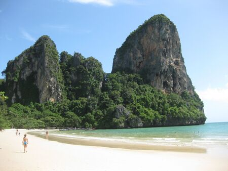 blissful: Blissful beach in Thailand