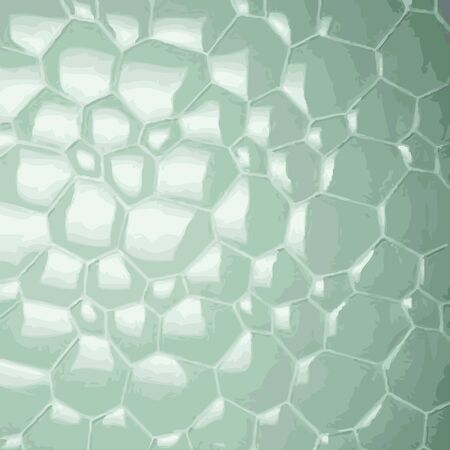 soapy: illustration of an abstract soapy bubbles background
