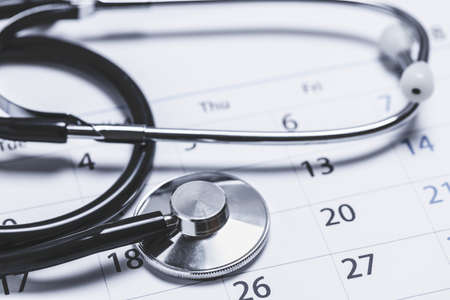 Stethoscopes and Calendars