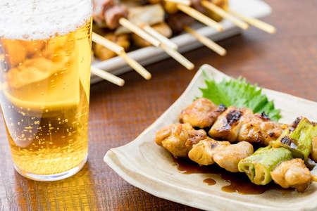 Yakitori Beer Snacks