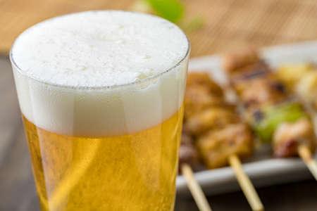 Yakitori Beer Snacks