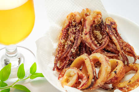 Deep-fried Sulmeika