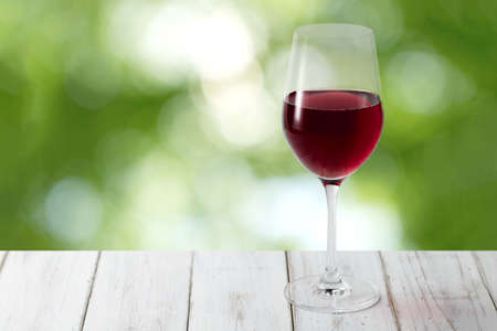 Red Wine and Forest Backgrounds