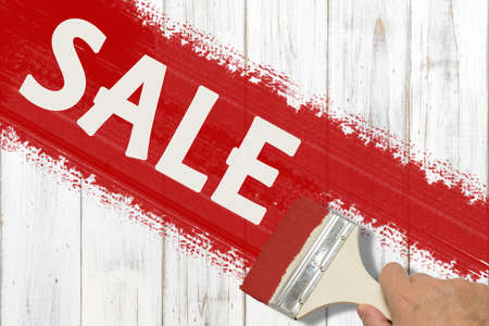 Sale Stock fotó