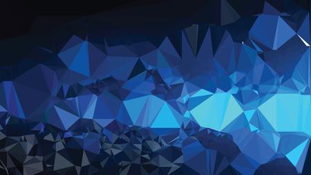 polygonal mosaic background, Vector illustration,  Business design templates Vector